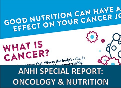 Partial thumbnail of the ANHI Oncology & Nutrition Infographic for patients