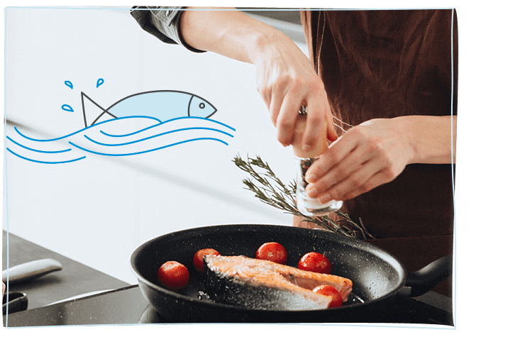 Learn the truth about eating and cooking fish during pregnancy