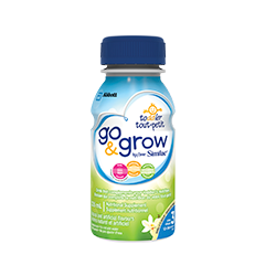 Similac<sup>®</sup> Go & Grow vanilla drink for toddlers 12 to 36 months old