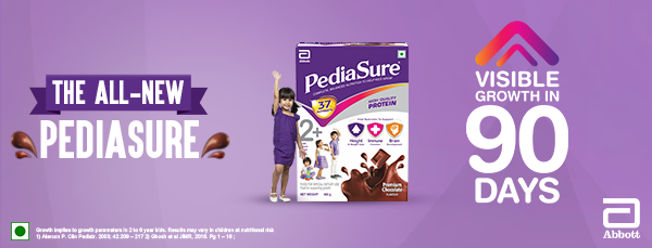 Increase Height & Weight In Child with Pediasure