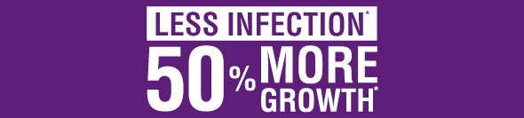 50% Less Infection & More Growth with Pediasure